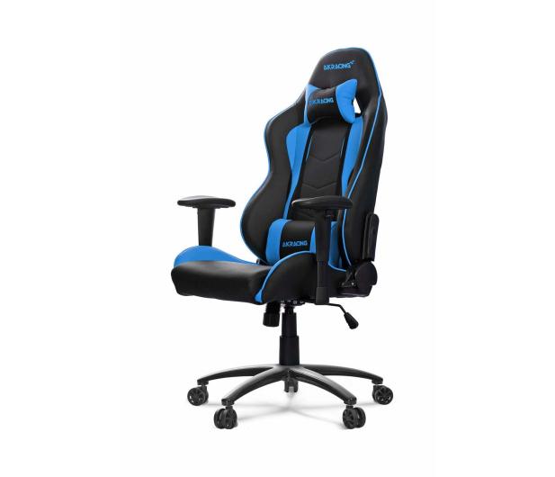 AKRACING Nitro Gaming Chair (Niebieski) - 312273 - zdjęcie
