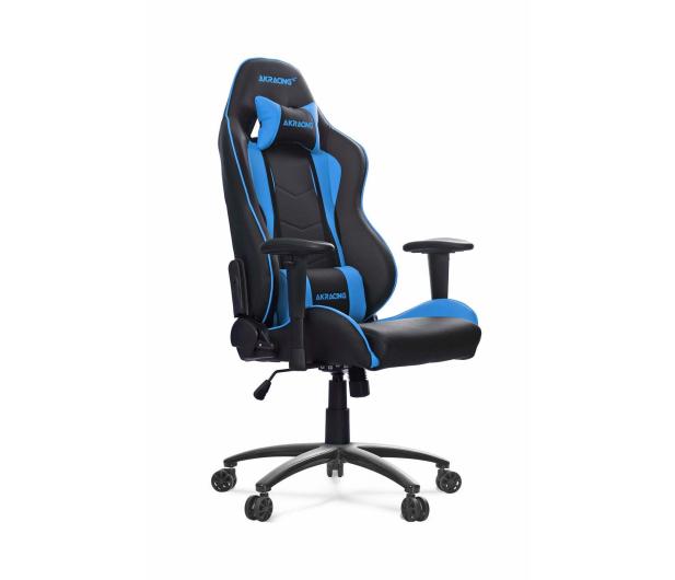 AKRACING Nitro Gaming Chair (Niebieski) - 312273 - zdjęcie 2