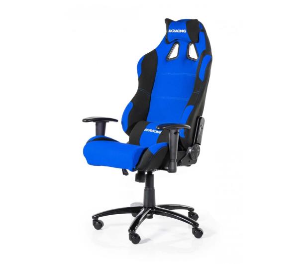 AKRACING PRIME Gaming Chair (Czarno-Niebieski) - 312261 - zdjęcie