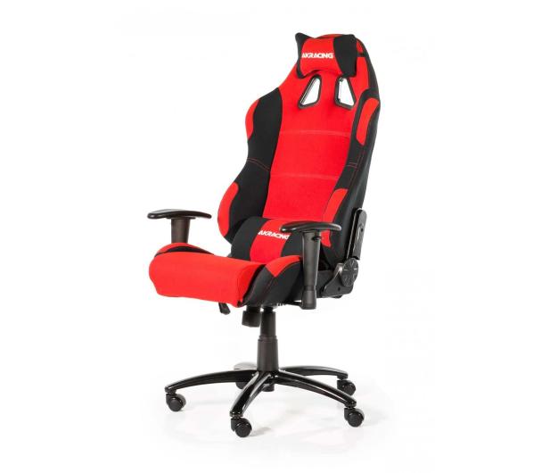 AKRACING PRIME Gaming Chair (Czarno-Czerwony) - 312265 - zdjęcie