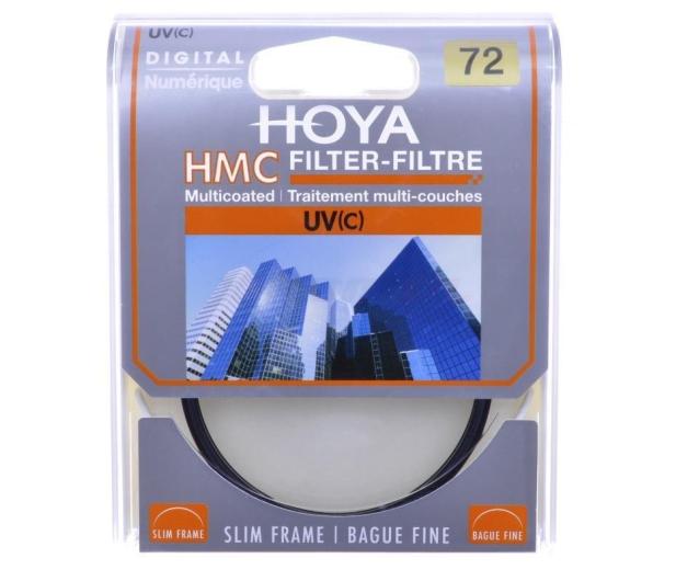 Hoya UV (C) HMC (PHL) 72 mm - 169500 - zdjęcie