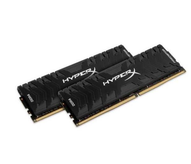 HyperX 16GB (2x8GB) 3200MHz CL16 Predator Black - 309457 - zdjęcie 2