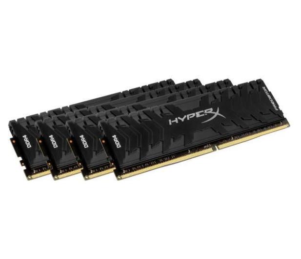 HyperX 32GB (4x8GB) 3000MHz CL15 Predator Black  - 309449 - zdjęcie 3