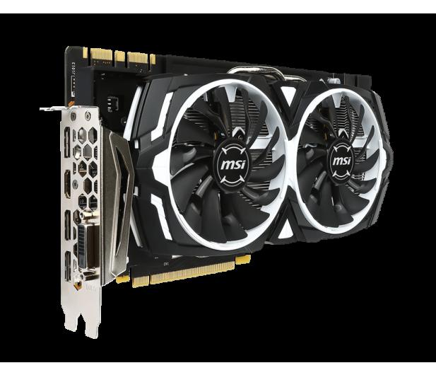 MSI GeForce GTX 1080 ARMOR OC 8GB GDDR5X  - 309884 - zdjęcie 2