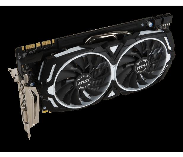 MSI GeForce GTX 1080 ARMOR OC 8GB GDDR5X  - 309884 - zdjęcie 3