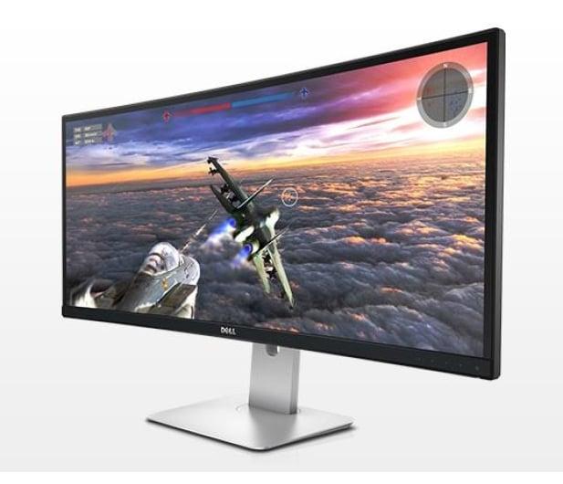 Dell U3415W - 308285 - zdjęcie 3