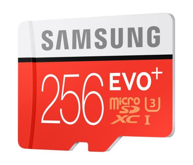 Samsung 256GB microSDXC Evo+ zapis 90MB/s odczyt 95MB/s  - 310212 - zdjęcie 3