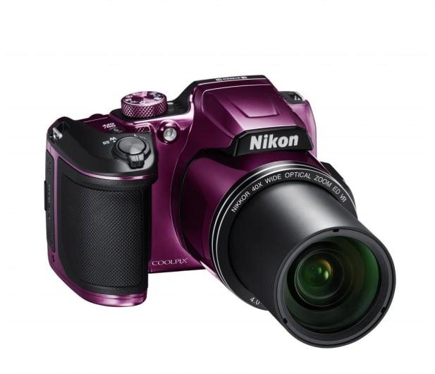 Nikon Coolpix B500 fioletowy - 310047 - zdjęcie 6