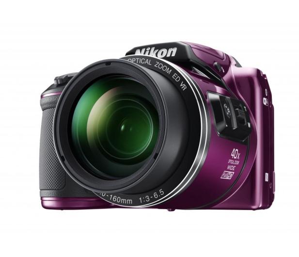 Nikon Coolpix B500 fioletowy - 310047 - zdjęcie 5