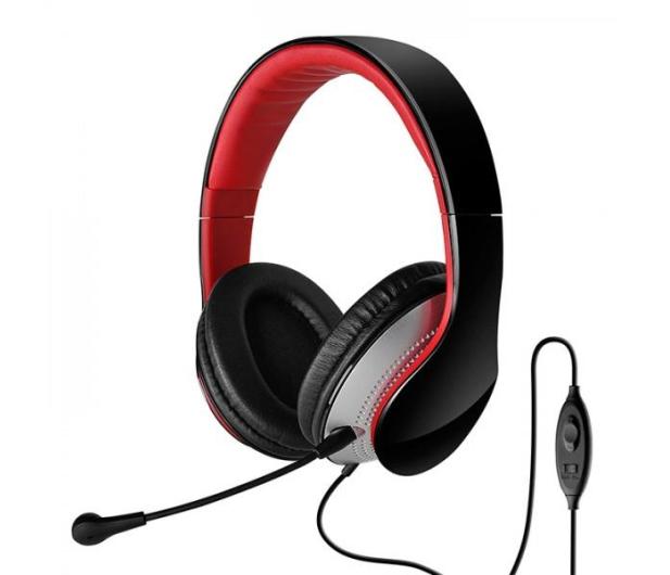 Edifier K830 (czarno-czerwone) - 310146 - zdjęcie