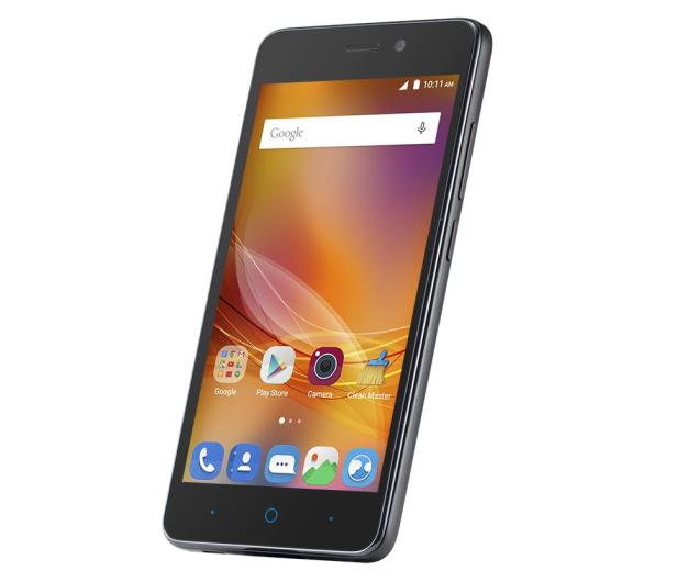 26b526bfb ZTE BLADE A452 LTE Dual SIM czarny - Smartfony i telefony - Sklep ...