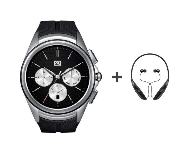 LG Watch Urbane 2nd Edition 3G + TONE ULTRA Headset - 310747 - zdjęcie
