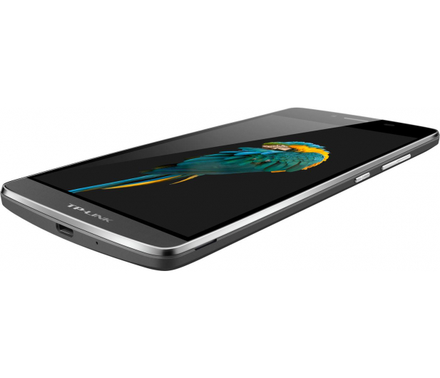 TP-Link Neffos C5Max FHD Dual SIM LTE szary - 310788 - zdjęcie 4