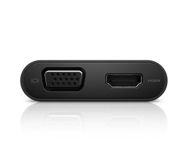Dell DA200 adapter USB-C/HDMI/VGA/Ethernet/USB 3.0 - 311154 - zdjęcie 4