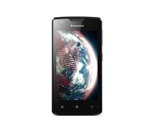 Lenovo A Dual SIM czarny - 316084 - zdjęcie 2