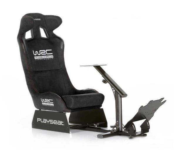 Playseat WRC (Czarny) - 316180 - zdjęcie