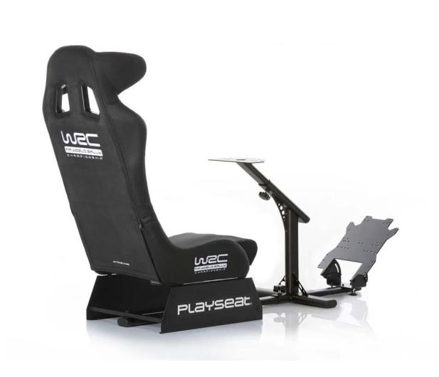 Playseat WRC (Czarny) - 316180 - zdjęcie 2