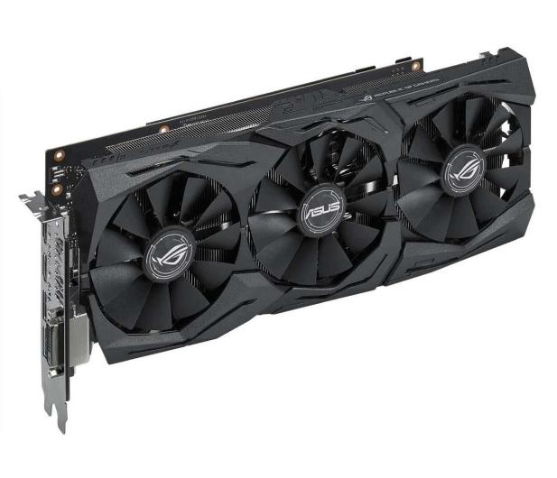 ASUS GeForce GTX 1060 Strix OC 6GB GDDR5  - 316843 - zdjęcie 4