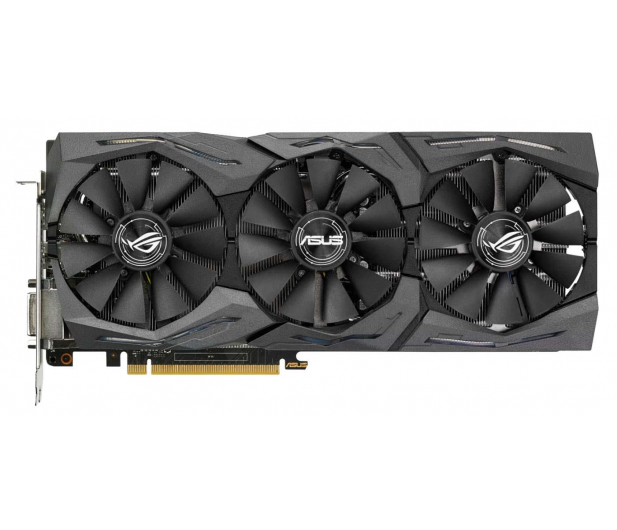 ASUS GeForce GTX 1060 Strix 6GB GDDR5  - 316842 - zdjęcie 3