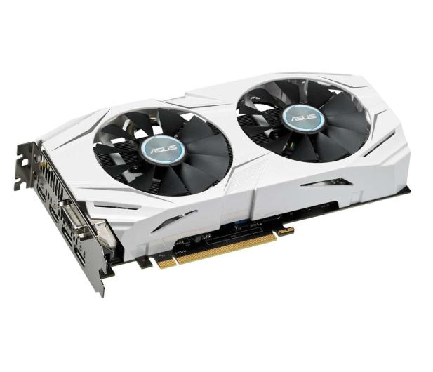 ASUS GeForce GTX 1060 Dual 6GB GDDR5 - 316840 - zdjęcie 2