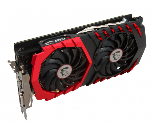 MSI GeForce GTX 1060 GAMING X 6GB GDDR5  - 317002 - zdjęcie 4