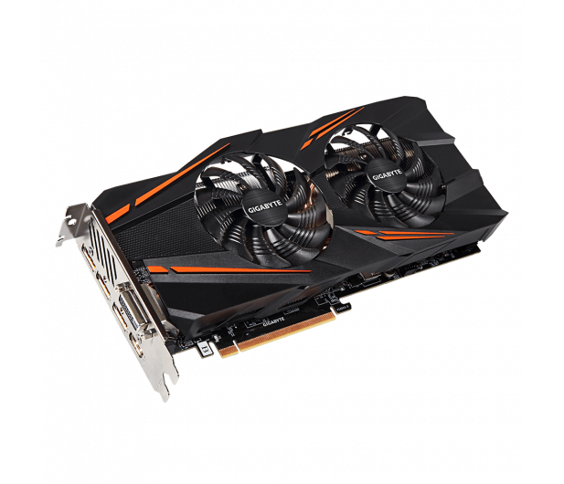 Gigabyte GeForce GTX 1070 WindForce II OC 8GB GDDR5 - 314401 - zdjęcie 2