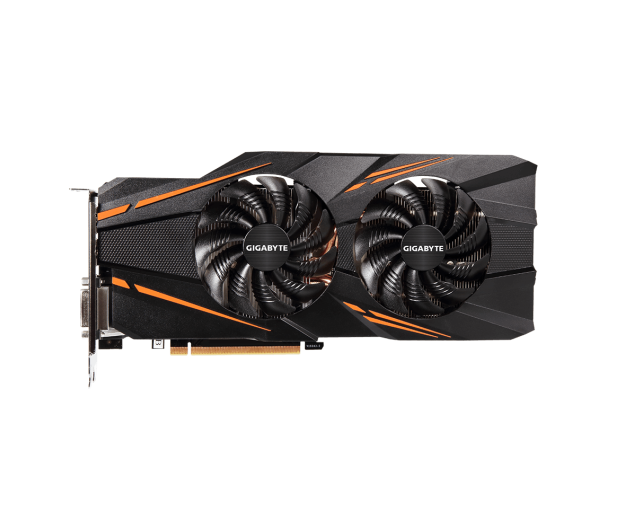 Gigabyte GeForce GTX 1070 WindForce II OC 8GB GDDR5 - 314401 - zdjęcie 3