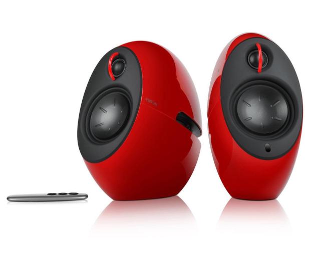 Edifier 2.0 Luna E25HD Bluetooth (czerwone) - 310161 - zdjęcie