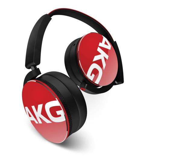 AKG Y50 czerwone - 317444 - zdjęcie