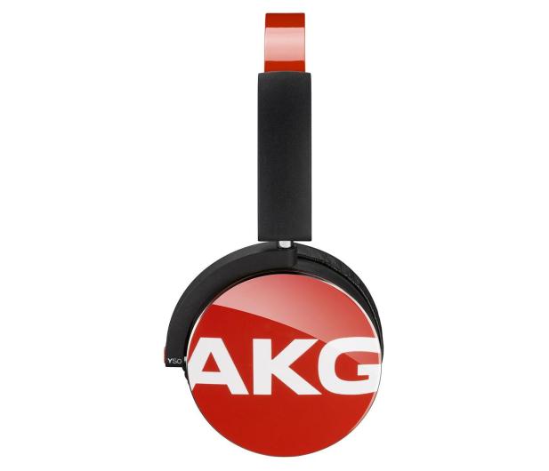 AKG Y50 czerwone - 317444 - zdjęcie 3