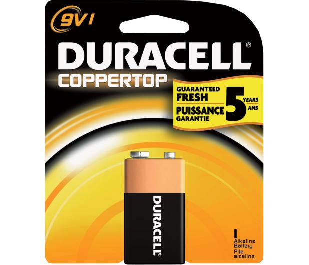 Duracell Basic 6LR61 9V - 317586 - zdjęcie