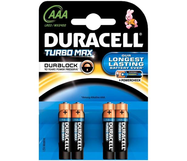 Duracell TurboAAA/LR03 4 szt. - 317593 - zdjęcie