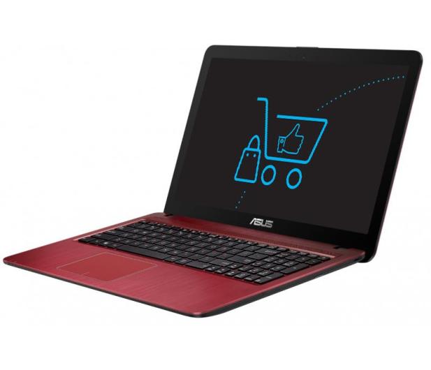 ASUS R540LJ-XX338-8 i3-5005U/8GB/240SSD GF920 czerwony - 317216 - zdjęcie 2