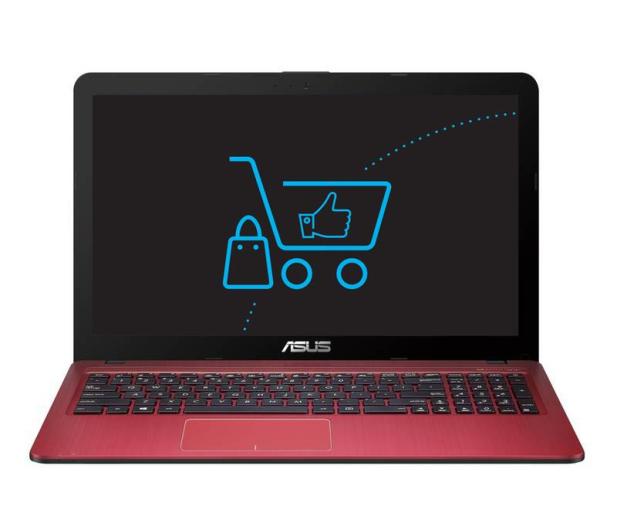 ASUS R540LJ-XX338-8 i3-5005U/8GB/240SSD GF920 czerwony - 317216 - zdjęcie 3