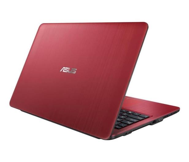 ASUS R540LJ-XX338T i3-5005U/4GB/1TB/Win10X czerwony  - 352741 - zdjęcie 4