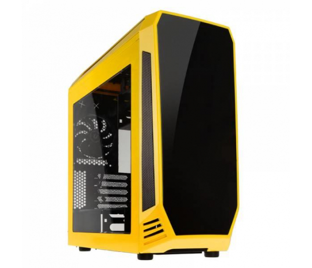 Bitfenix Aegis Core Żółto-Czarna - 252612 - zdjęcie