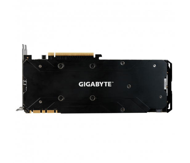 Gigabyte GeForce GTX 1080 WindForce III OC 8GB GDDR5X - 317373 - zdjęcie 4