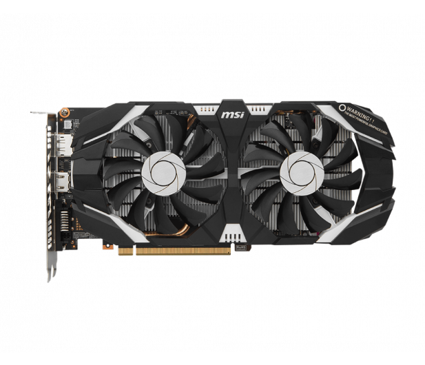 MSI GeForce GTX 1060 6GT OC V1 GDDR5 - 317638 - zdjęcie 4