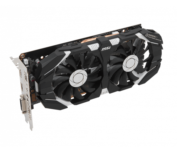 MSI GeForce GTX 1060 6GT OC V1 GDDR5 - 317638 - zdjęcie 3