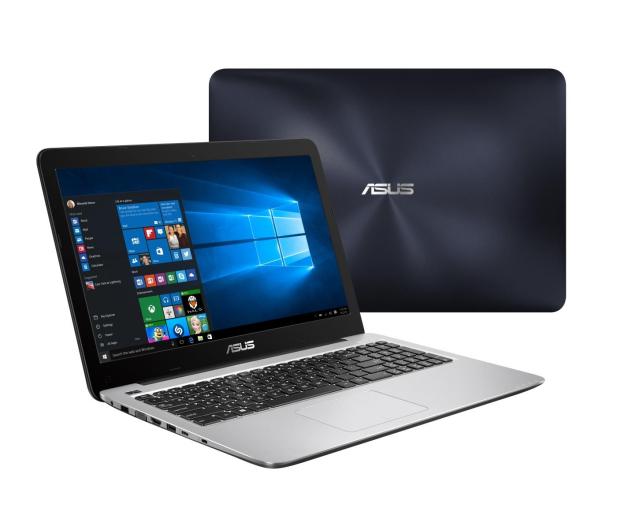 ASUS R558UQ-DM513T-8 i5-7200U/8GB/256SSD/DVD/Win10 - 339868 - zdjęcie