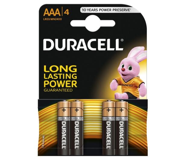 Duracell Basic AAA/LR03 4 szt. - 317579 - zdjęcie
