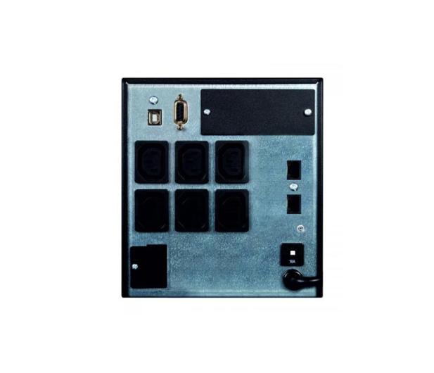 Ever Sinline XL 3000 (3000VA/2100W, 6xIEC, USB, AVR) - 261675 - zdjęcie 3