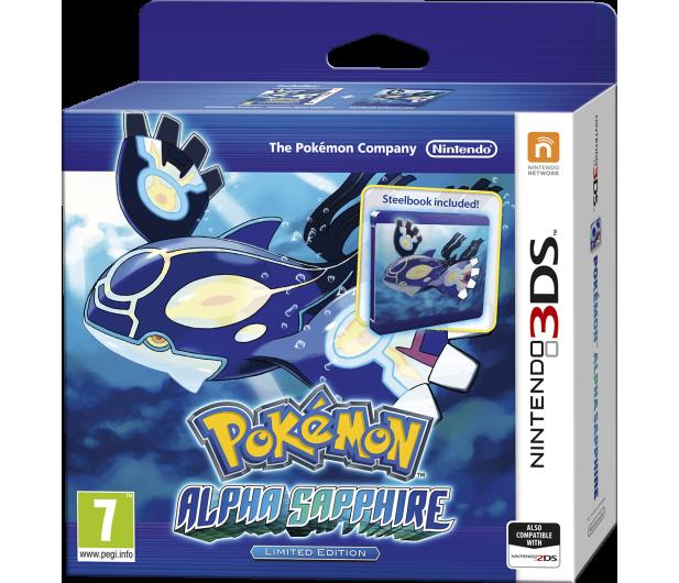 Nintendo 3DS Pokemon Alpha Sapphire - 318201 - zdjęcie