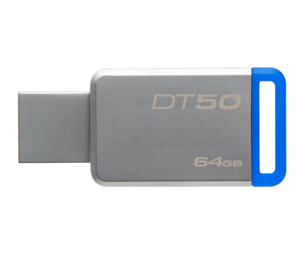 Kingston 64GB DataTraveler 50 110MB/s (USB 3.1 Gen 1) - 318998 - zdjęcie 2