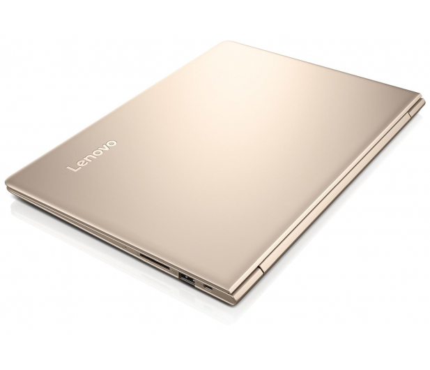 Lenovo Ideapad 710s-13 i5-7200U/8GB/256/Win10 Złoty - 333230 - zdjęcie 5