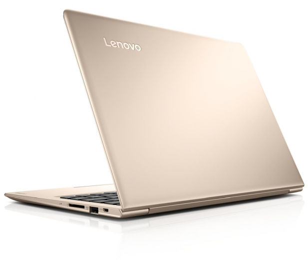Lenovo Ideapad 710s-13 i5-7200U/8GB/256/Win10 Złoty - 333230 - zdjęcie 4