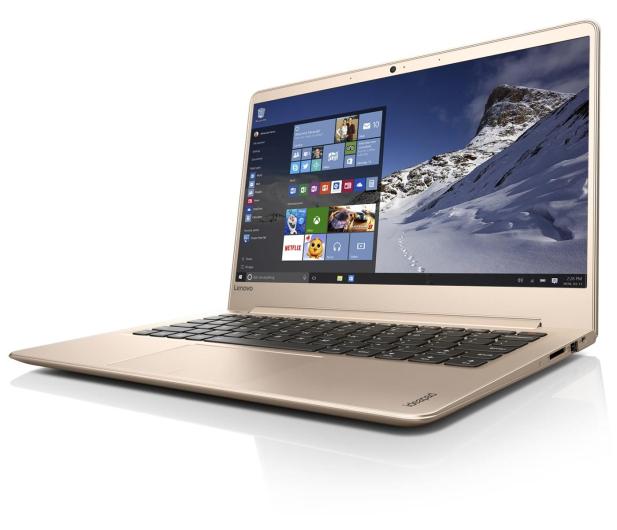 Lenovo Ideapad 710s-13 i5-7200U/8GB/256/Win10 Złoty - 333230 - zdjęcie