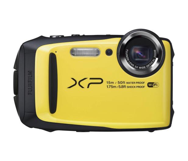 Fujifilm FinePix XP90 żółty - 315198 - zdjęcie