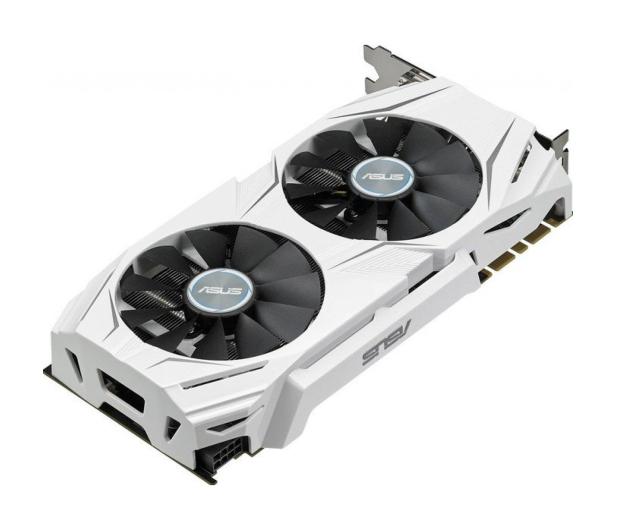 ASUS GeForce GTX 1070 Dual 8GB GDDR5 - 320602 - zdjęcie 4