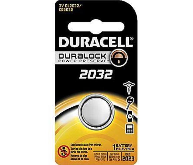 Duracell CR2032 do płyty głównej 3V - 317596 - zdjęcie